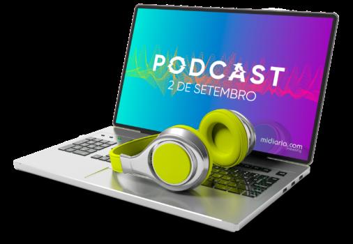 Junte-se a nós <br /> para explorar a <br /> podosfera brasileira!