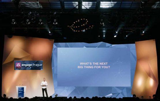 Engage Prague 2016: quatro tendências para manter no radar