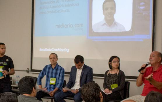 Midiaria.com meeting: Produção e distribuição de conteúdo norteiam a trajetória da TV