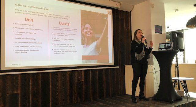Engage Prague: live streaming e suas melhores práticas
