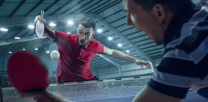 Toda boa conversa é como um bom jogo de ping-pong
